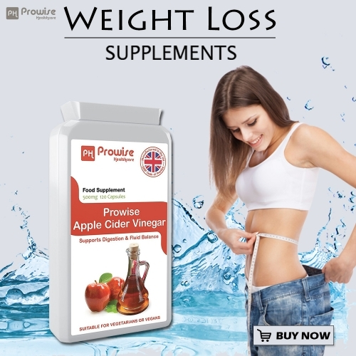 Prowise Apple Cider Vineger Weight Loss Suppliments