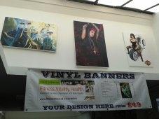 canvas prints & vinyl banners
