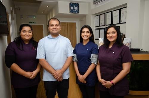 Egham Dental Care Team