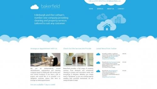Homepage @ www.bakerfield.co.uk