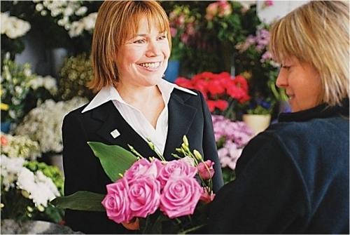 Choosing Flowers