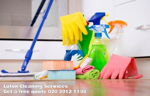 Cleaning Company Luton