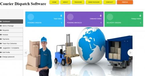 FREE Courier Billing Software | Courier Management Software UK – Ekavat