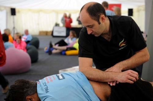 Events Massage