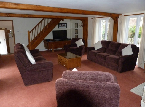 Stepps Barn 2 - Holiday Cottage Devon