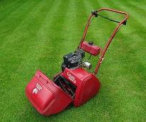 Basic Cylinder Lawnmower Service