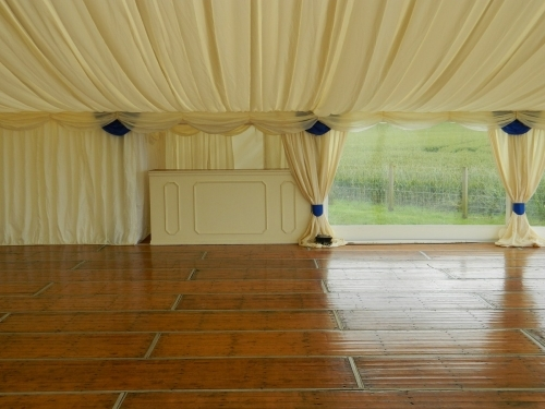 Wedding Marquee Bar Annex