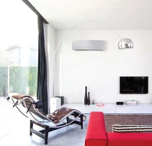 Lounge Cooling Daikin Emura