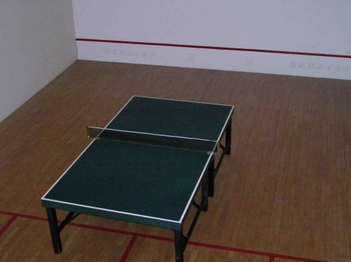Squash/Table Tennis