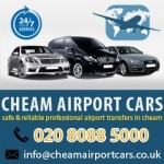 Cheam Airport Cars