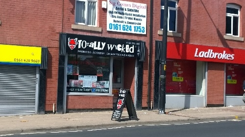 Totally Wicked Oldham, Smokers Requisites In Oldham | The Sun
