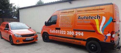 Autotech Vans