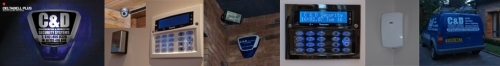 C & D Security Systems based in Stockport