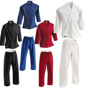 Martial Arts uniforms & Equipment