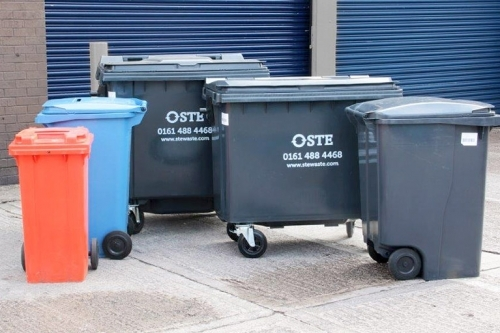 Commercial Trade Waste Bins