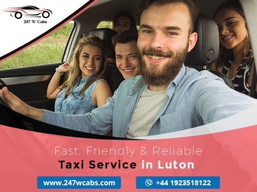 Luton Airport Transfer taxi