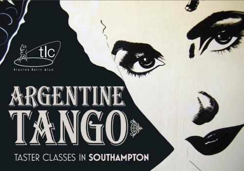 Argentine Tango taster class