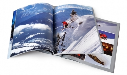 Powder Byrne ski brochures