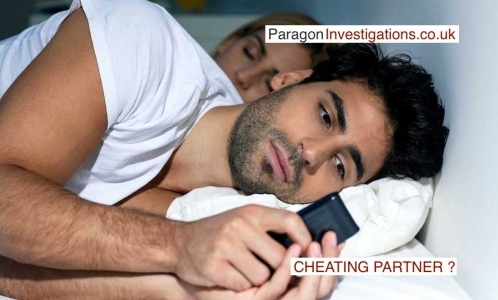 Paragon Investigations UK - Cheating Spouse or Partner Investigation