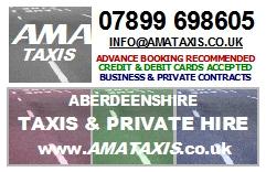 AMA Aberdeen Airport Transfers