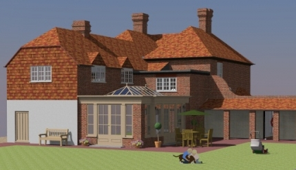 Orangery and First Floor Extension, Collier Street, Tonbridge