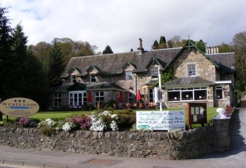 Westlands Hotel Pitlochry