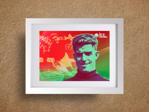 Football Art Framed Artwork and Pictures