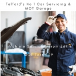 Car Servicing Telford