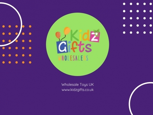Best Place to Buy Wholesale Toys And Stationery UK is Kidz Gifts