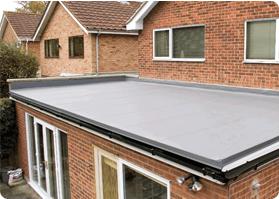 Fibre Glass/ GRP Roof