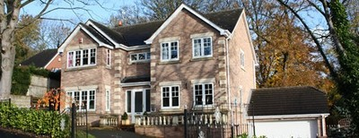 NHBC Registered builder of new builds and self builds