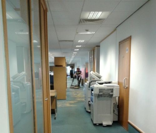 Commercial Office Carpet Cleaning. Main walkways or complete wall to wall cleans.