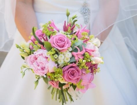 Brides Handtied Bouquet