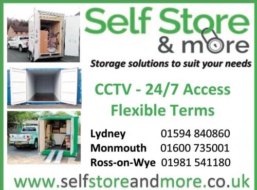 Self Store More