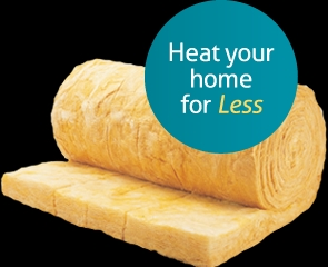 Loft Insulation: Heat your home for less