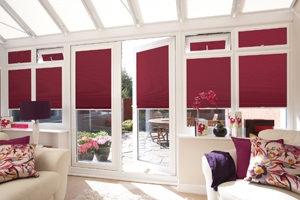 Northampton Conservatory Blinds