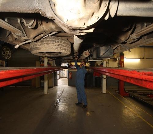 Merc Commercial Vehicle 2