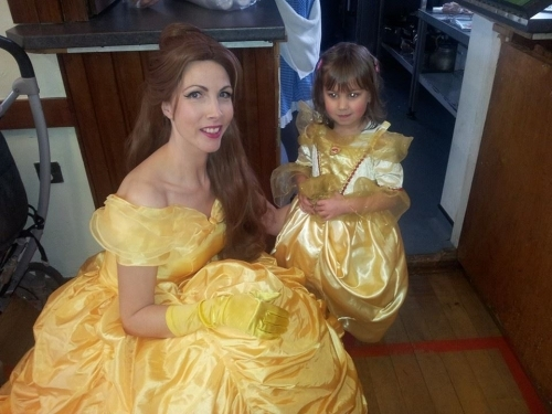 The Singing Princess - Children's Entertainer