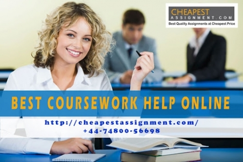Accounting Assignment Help Service In UK