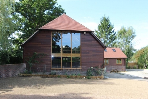 Architects in Cuckfield - Barn Conversion