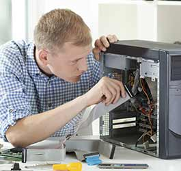Computer slow repair
