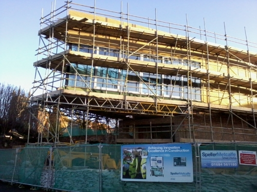 Scaffolding Worcestershire