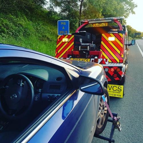 Car Breakdown recovery Wigan