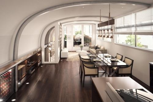 Kitchen Diner Refurbishments from W8 Design Build Maintain Ltd