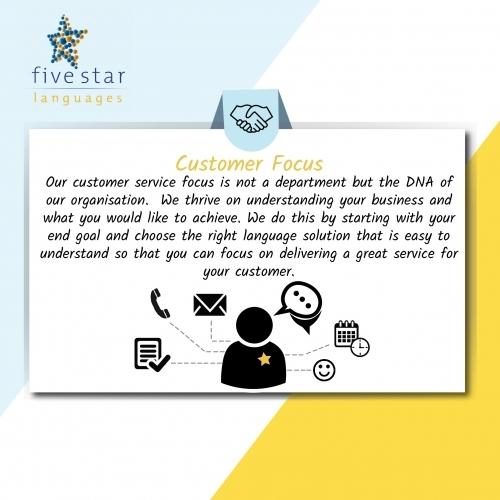 Five-Star-Languages-Customer-Focus-Value