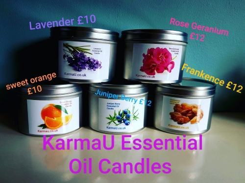 KarmaU Candles