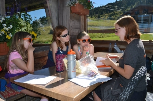Learning outside the classroom at Mountain Adventure Camps