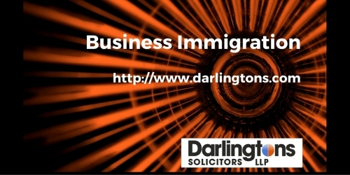 Immigration law advice