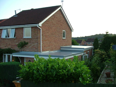 FLAT ROOFING LYDNEY