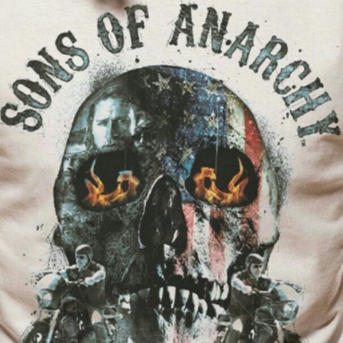 Sons Of Anarchy Officially Licensed TV T-Shirt